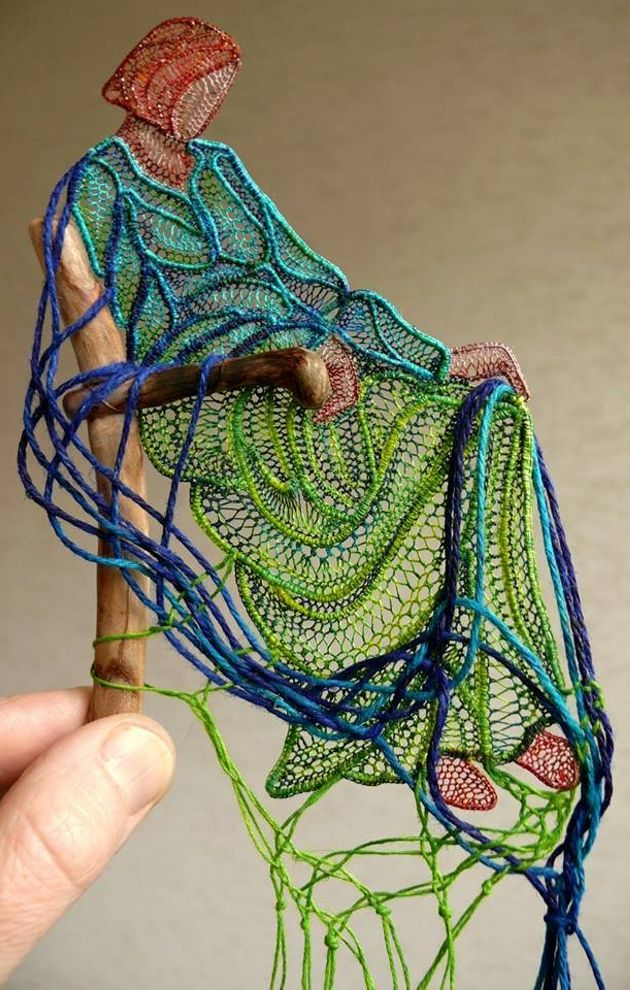 Textile Art More