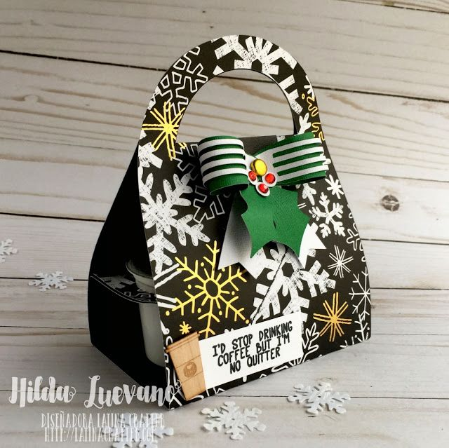 Hilda Designs: Winter / Holiday Coffee Lovers Blog Hop