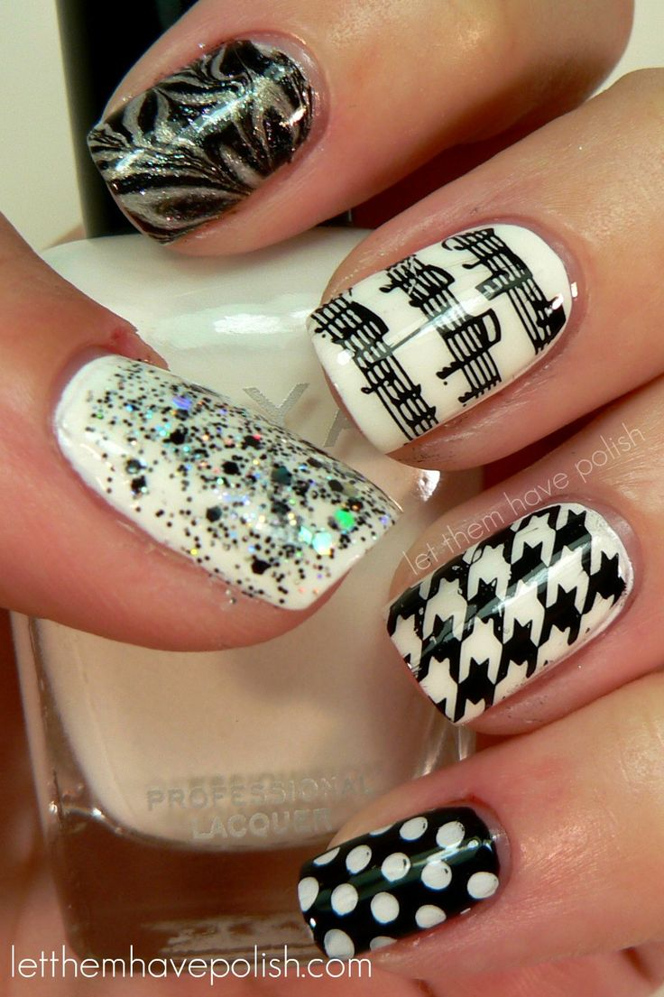 100 best country concert images on pinterest music nail art black white nails music nail art prinsesfo Gallery