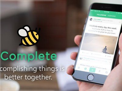 Everything is being done in public these days and hence why not place any task list up for public viewing too? Complete, a new app created for iOS, wo