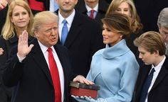"""PRESIDENT DONALD TRUMP: CHILDREN ARE """"INFUSED WITH THE BREATH OF LIFE BY THE SAME ALMIGHTY CREATOR"""" -Pro-life groups celebrated the inauguration of President Donald Trump and his commitment to pro-life policies on Friday, marking the end of an eight-year struggle..."""