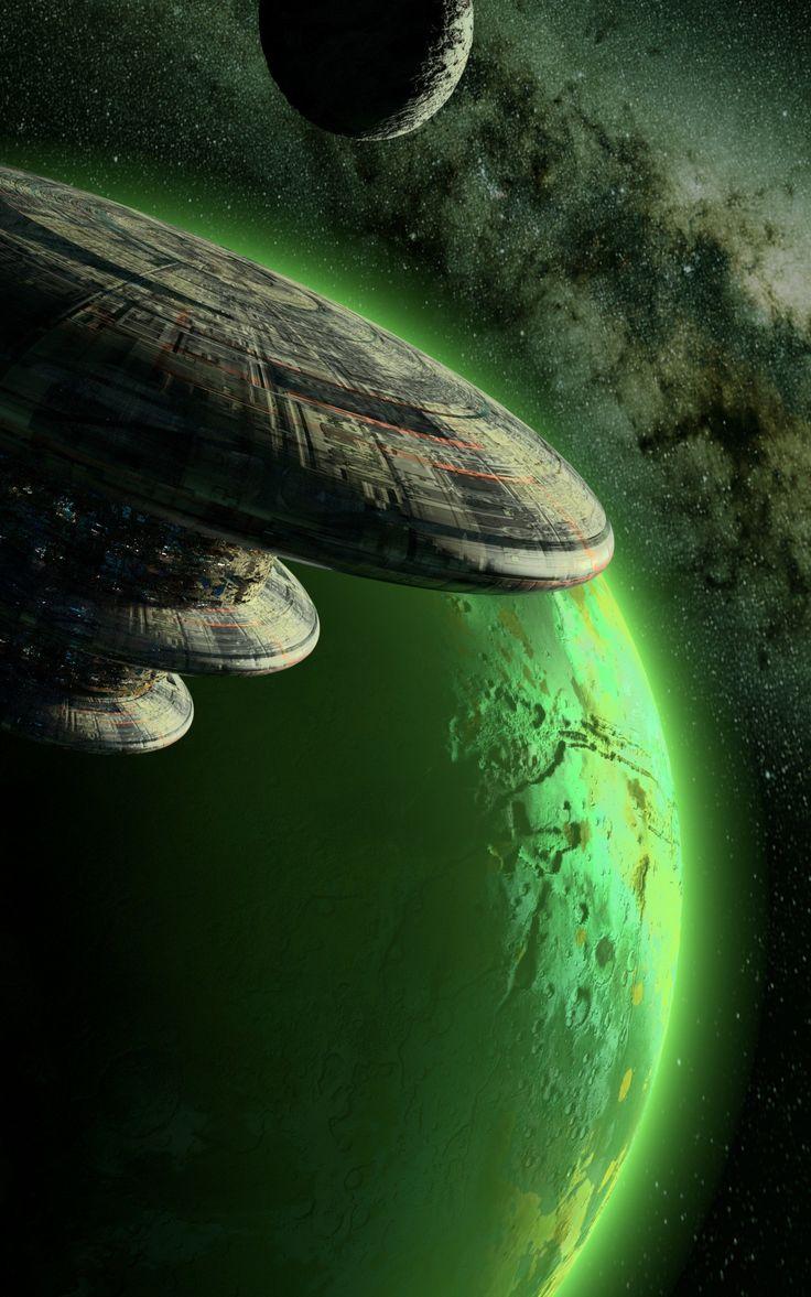Pin by J S on Sci-Fi & Fantasy art | Sci fi art, Science ...