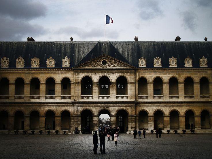 https://flic.kr/p/bmq3Rp | Paris, December 2011 | Musée de l'Armée in Paris.