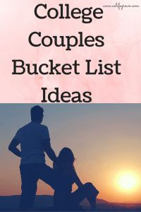 College Couples Bucket List Ideas | aslifegrows.com | Bloglovin'