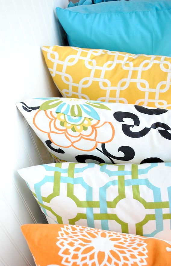 25 Sewing Projects for the Home with @Amber Price: Crazy Little Projects (and a $75 OnlineFabricStore.net gift card giveaway