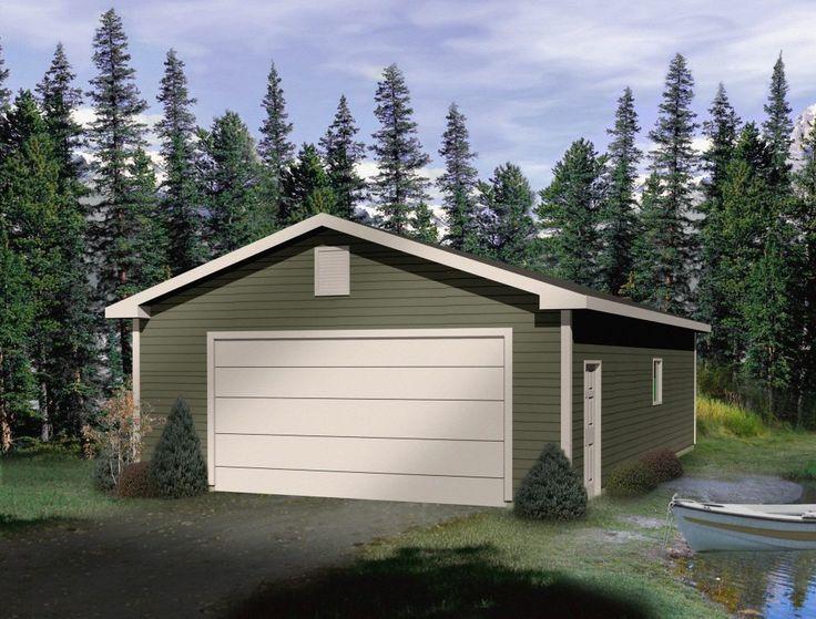 best 25 detached garage ideas on pinterest detached garage designs red roof house and. Black Bedroom Furniture Sets. Home Design Ideas