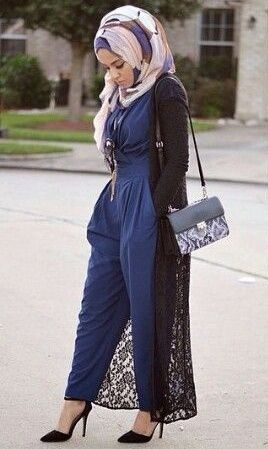 Hijabista. Nice outfit, maybe change the scarf!