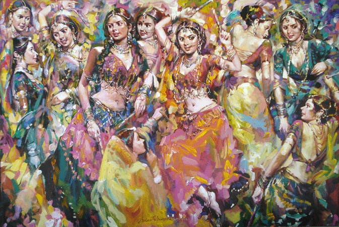 Dandiya Raas series- Subrata Gangopadhyay
