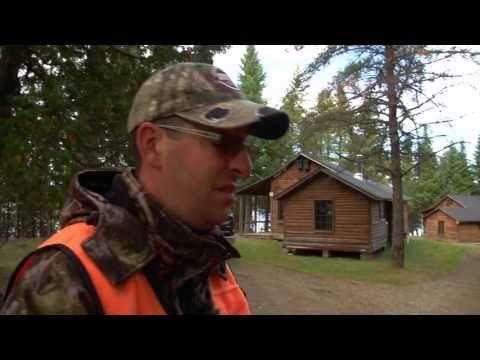 Monette 2015 Techniques de chasse à l'orignal de Martin - YouTube