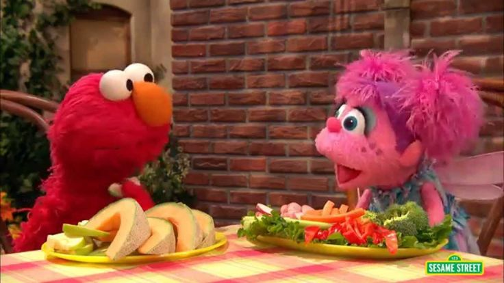 Check out this amazing 'Can't Go Wrong' song from our Healthy Teeth, Healthy Me material. Elmo and Abby would like to share how great vegetables and fruits are for your teeth with your little one!