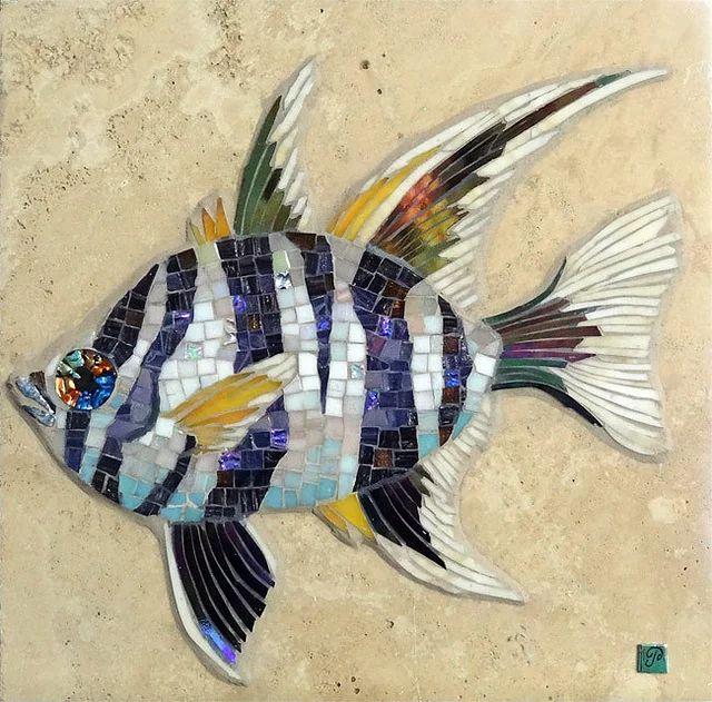 Artist Jaky Pinnock | Mosaic 🎆