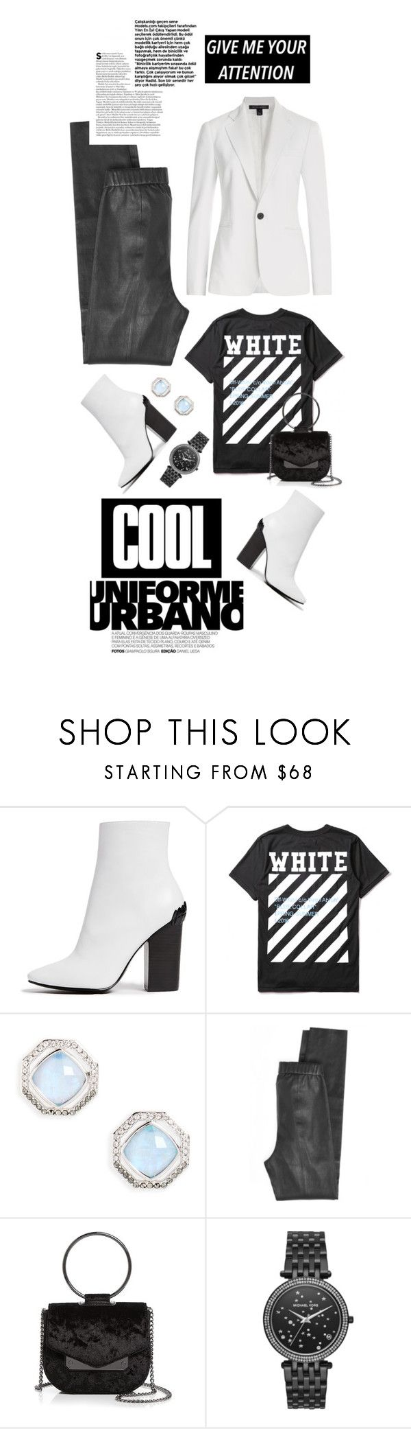 """COOL URBAN STYLE"" by shortyluv718 ❤ liked on Polyvore featuring Kendall + Kylie, Judith Jack, Calypso St. Barth, Nasty Gal, Michael Kors and Ralph Lauren Black Label"