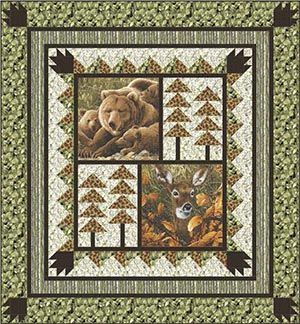 North Wooks Free Quilt Patterns                                                                                                                                                                                 More