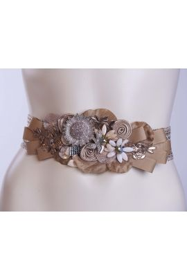 Cinturon de Flores