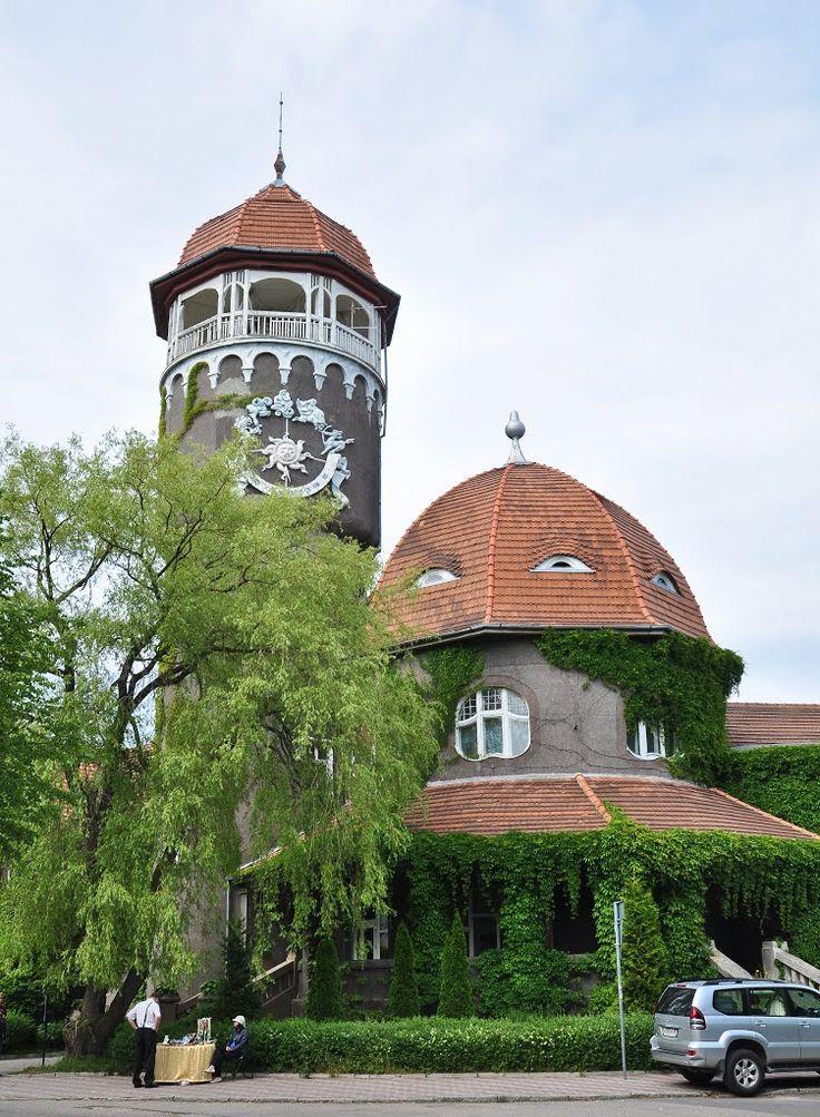 Svetlogorsk Spa hotels in Kaliningrad
