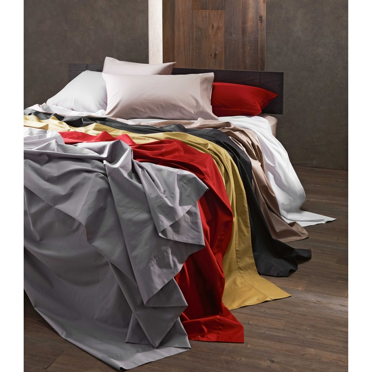Aura 410 Thread Count Cotton Sheet Set Queen from Domayne