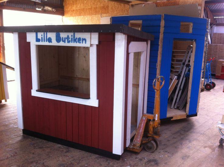 Lekstuga Lilla Butiken 4000 kr