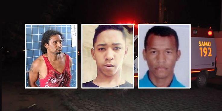 Policia registra 03 homicídios no final de semana de Itamaraju