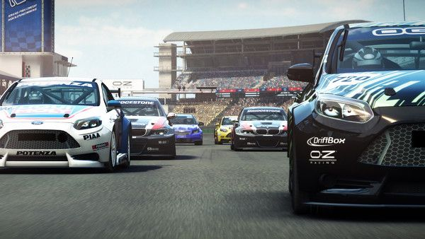 The latest GRID Autosport gameplay video shows off some fast aggressive Touring Car racing.