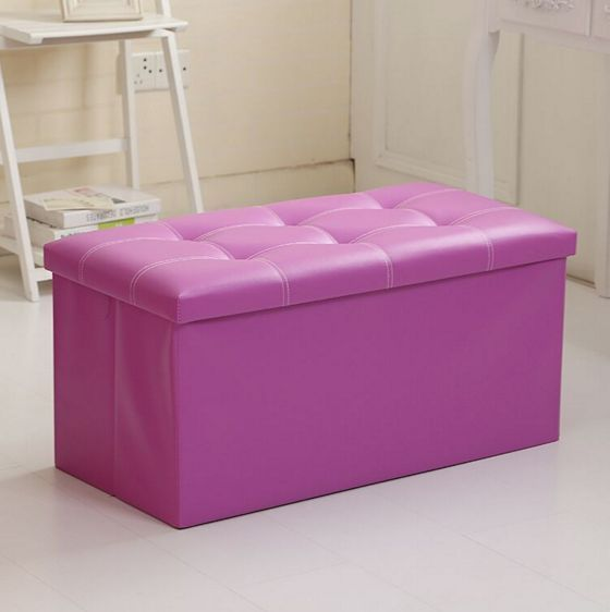 #Childrens #storage Box Chest Bench Purple Toys #organiser Unit Kids Room  Girls N