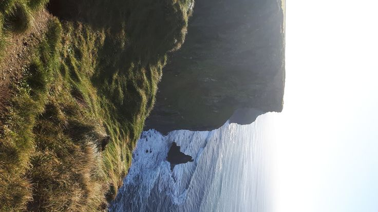 Irland Reisetipps: Ausflug zu den Cliffs of Moher - Rosy & Grey