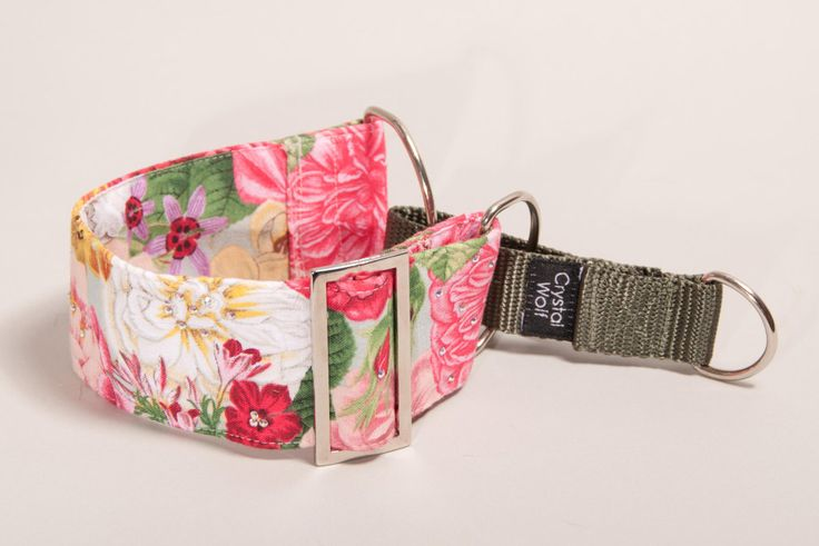 Sophisticated Floral Dog Collars
