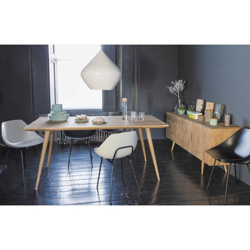 Rechthoekige vintage tafel - Trocadero