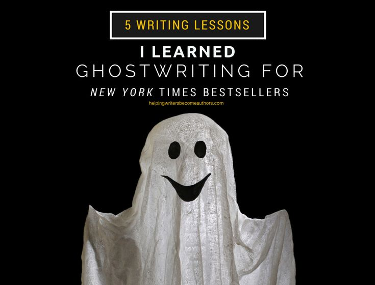 See how ghostwriting offered one writer a firsthand, on-the-ground perspective of how top-performing writers work differently from everyone else.