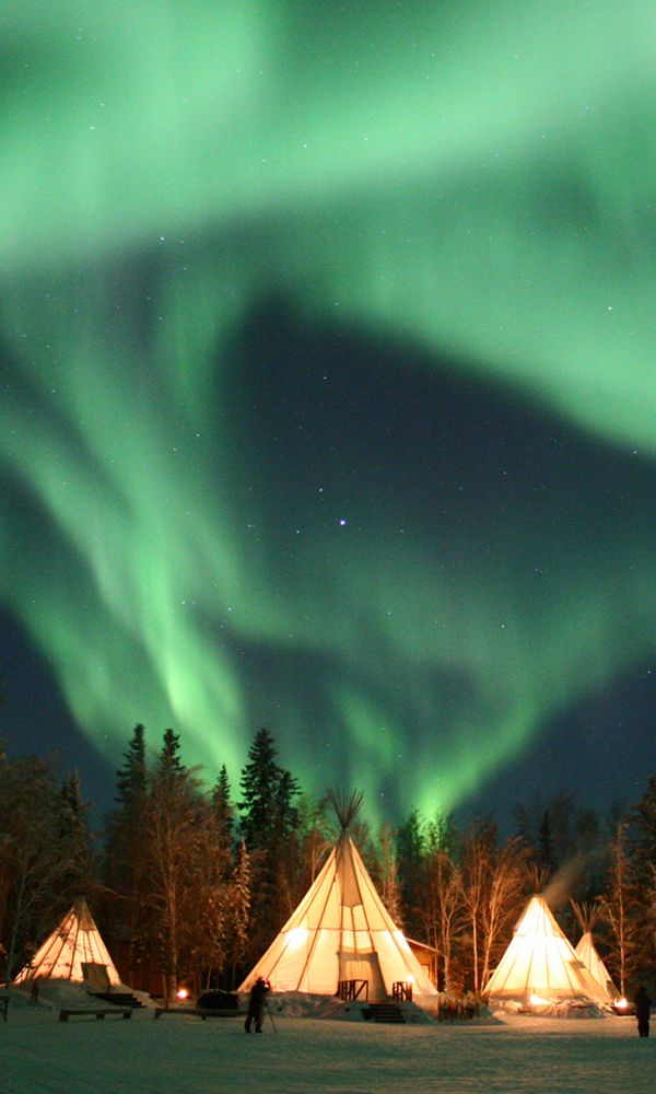 Aurora、, yellowknife