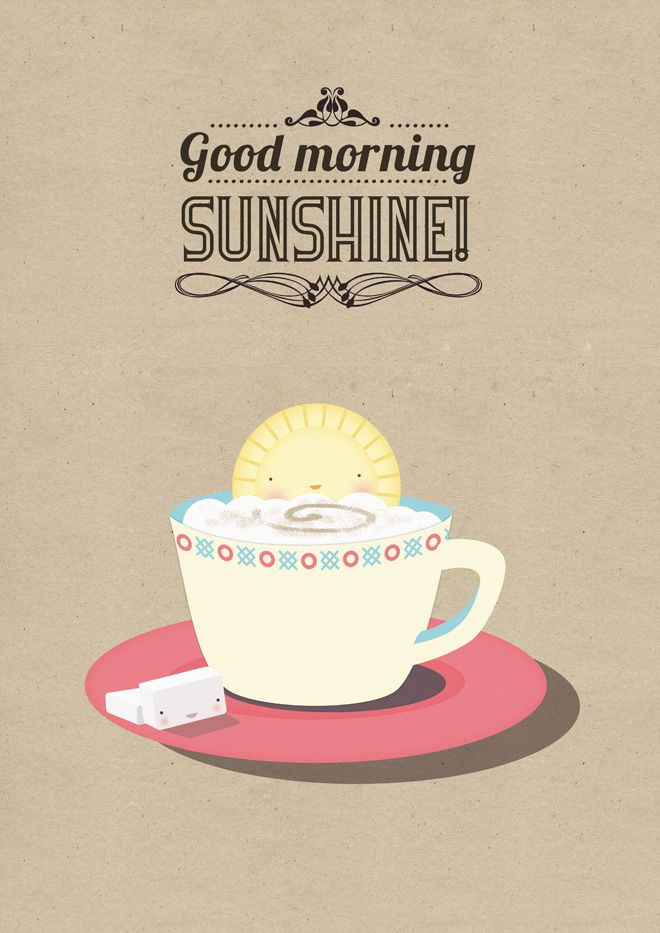 Good Morning Sunshine Tee : Best good morning sunshine it s a beautifull day gm