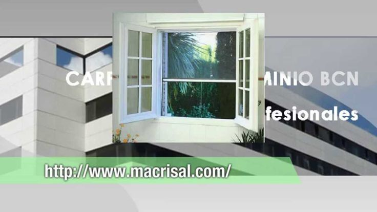 carpinteria aluminio |Ventanas de Aluminios Macrisa | Finestres Macrisal
