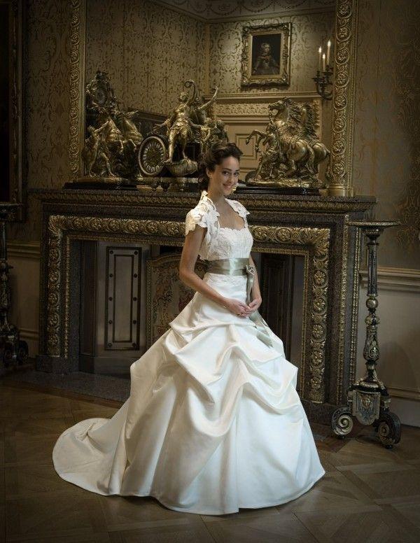 Abiti da sposa in stile 800 (Foto) | Matrimonio pourfemme