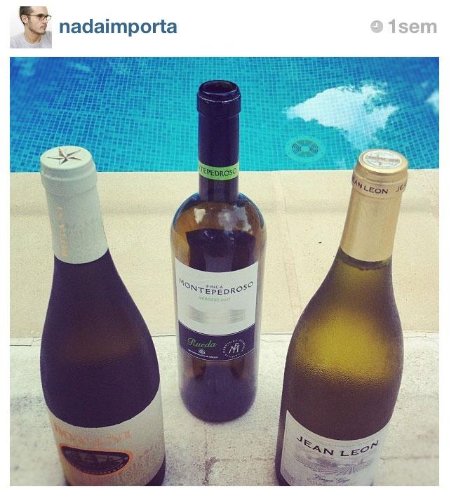 Blancos de vacaciones / por @nadaimporta