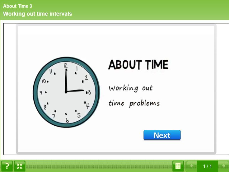 10 Best images about Math - Time on Pinterest | Math notebooks ...