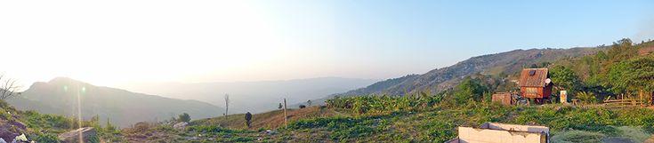 {Thaïlande} Admirer le lever du soleil à Phu Chi Fa !