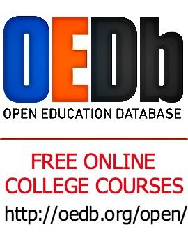 """Free Online Open Courses :: Get free online courses from the world's leading universities. This collection includes over 10,100 free courses in the liberal arts and sciences. Download these audio & video courses straight to your computer or mp3 player."" via http://oedb.org/open/ ... I need to try some of these out! Talk about 'No Excuses!'"