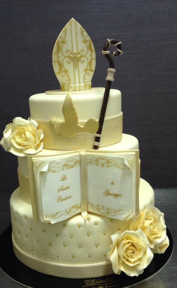Torte Artigianali per Cresima