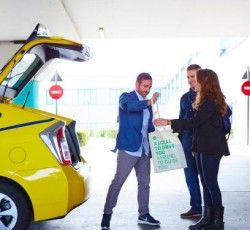 Welcome Pickups: Pre-booked taxi transfer from/to the airport.