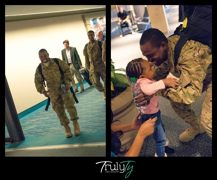 Custom Military Children Essay