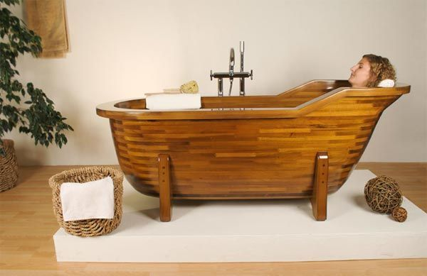 Pirate Tub - nice!
