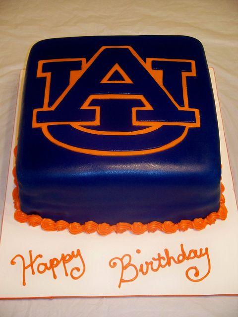 Auburn University Cake | Flickr