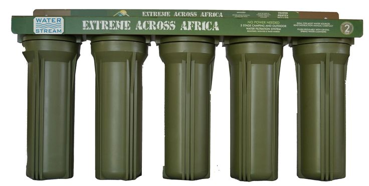5 Stage Outdoor Extreme Water Filter System South Africa Water Filters System Water Filter Water Filtration System