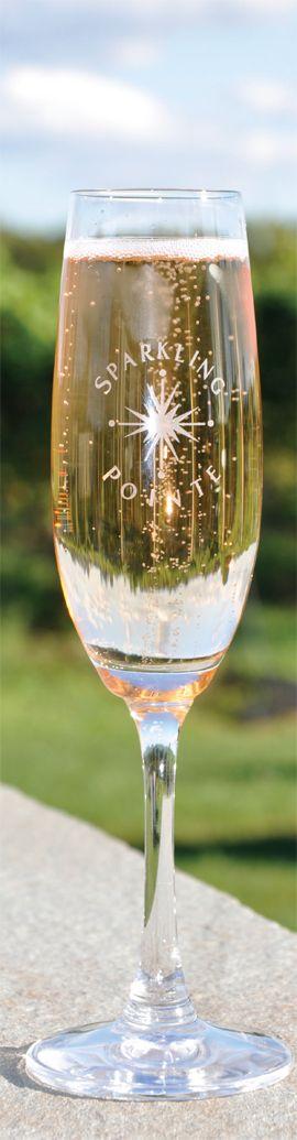 Sparkling Pointe - Long Island Wine - North Fork Wine