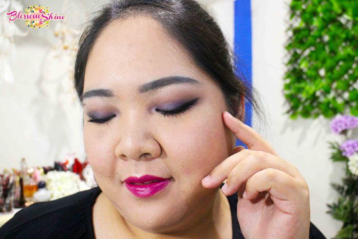 Ultraviolet Makeup 10 . #blossomshine #makeup #makeupcollaboration #stillainthemoment #purpleeyeshadow #ultraviolet #Pantone2018 #smokeyeyes #purplesmokeyeyes