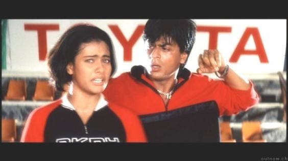 Anjali - Kyun? Dar gaye? Rahul!  Rahul - Rahul Khanna kabhi bhi kissise nahi darta!