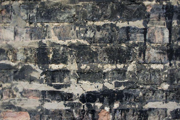 black bricks