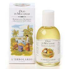 Olio di Macassar - Macassar - L'Erbolario