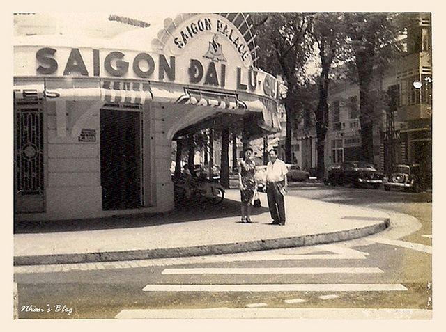 Sài Gòn quyến rũ, bình dị qua bộ ảnh đường Catinat - Đồng Khởi xưa