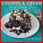 Seven Layer Magic Cookie Bar Week Cookies & Cream Magic Cookie Bars
