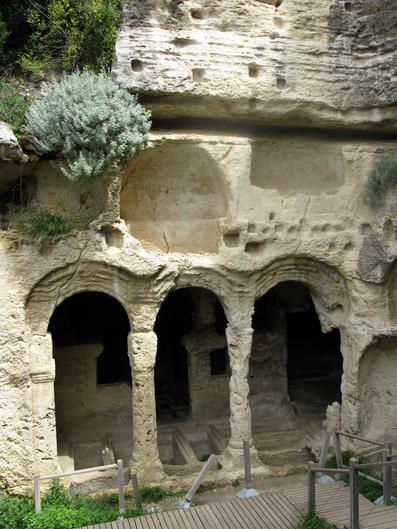 Temple and burial chamber - Hatay, Turkey